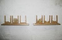 OPercules - bois et cire d'abeilles, 2010