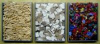 Des compositions n°1 - 3x31x25cm - châssis, toile; acrylique, 2004