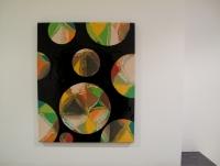Combinaison, laque sur toile, 2010