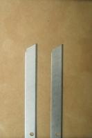 Eleven - 2 lames de cutter sous verre