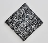 Réflexions n°2 - Acrylique sur toile, 2011