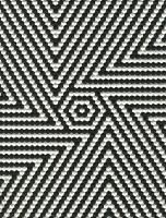 WWW n°6, acrylique sur cire - 24 x 18 cm, 2012