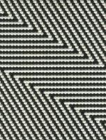 WWW n°10, acrylique sur cire - 24 x 18 cm, 2012