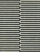 WWW n°11, acrylique sur cire - 24 x 18 cm, 2012