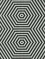 WWW n°5, acrylique sur cire - 24 x 18 cm, 2012