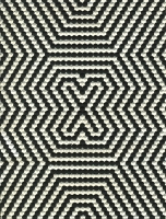 WWW n°15, acrylique sur cire - 24 x 18 cm, 2012