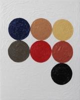 PCT 12, huile sur toile - 22 x 28,5 cm, 2013