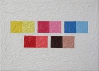 PCT 4, huile sur toile - 33,5 x 24 cm, 2012