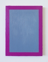 AI (Nyttja), 2015 - huile sur toile, 34 x 25 cm