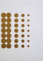 AI (Kullar), 2015 - acrylique sur papier, 42 x 29,7 cm
