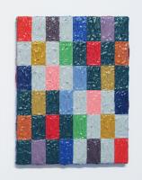 Rétroaction n°30, huile sur toile  - 21 x 16 cm, 2012