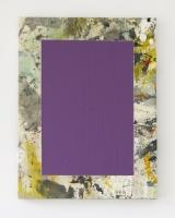APD n°10, acrylique sur toile - 30 x 23 cm, 2016
