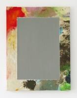 APD n°13, acrylique sur toile - 30 x 23 cm, 2016