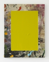 APD n°17, acrylique sur toile - 30 x 23 cm, 2016