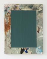 APD n°23, acrylique sur toile - 30 x 23 cm, 2016