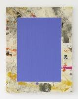 APD n°24, acrylique sur toile - 30 x 23 cm, 2016