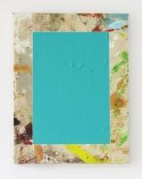 APD n°3, acrylique sur toile - 30 x 23 cm, 2016