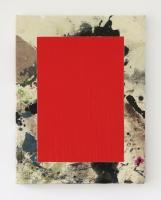 APD n°7, acrylique sur toile - 30 x 23 cm, 2016